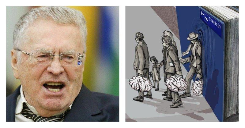 Горе от ума: Жириновский призвал ограничить английский в школах