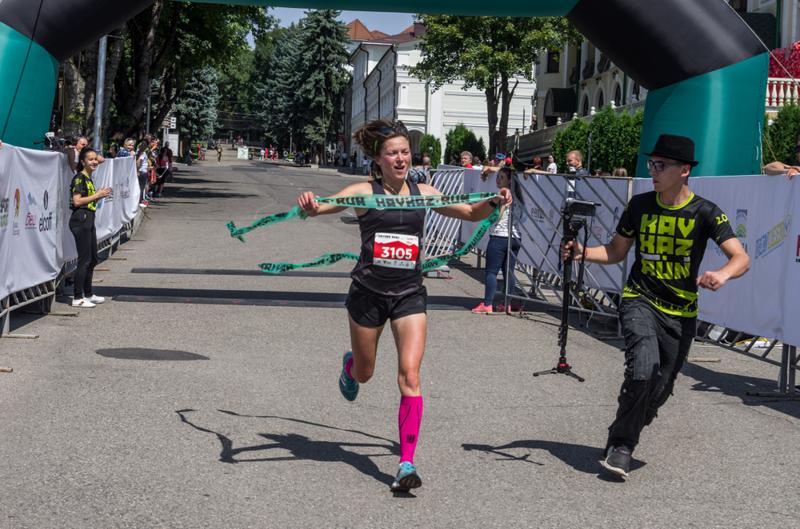 Российские бегуны устремились на Кавказ