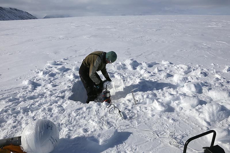 Рязанское училище ВДВ готовится к выходу в Арктику