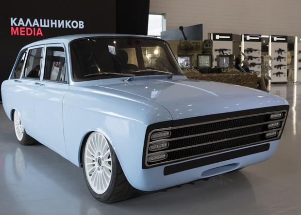 """""""Калашников"""" задумал создать конкурента Tesla на базе """"Иж Комби"""""""