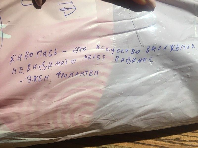 Среди грузчиков оказались настоящие профессионалы своего дела