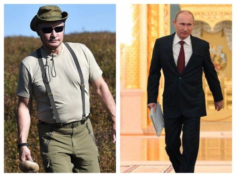Чем занимался Владимир Путин в Саяно-Шушенском заповеднике?
