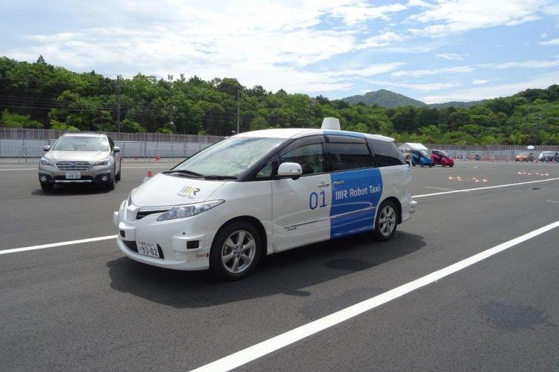 2 беспилотных такси начали работу в татарском Иннополисе
