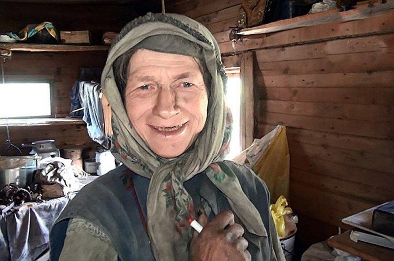 Отшельницу Агафью Лыкову высмотрел медведь