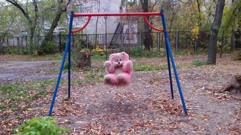 Так провожают игрушки в последний путь в Иваново