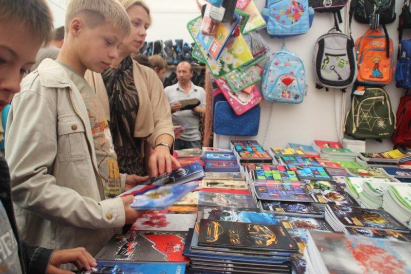 ВЦИОМ: Средний чек подготовки ребенка к 1 сентября – 21 тысяча рублей