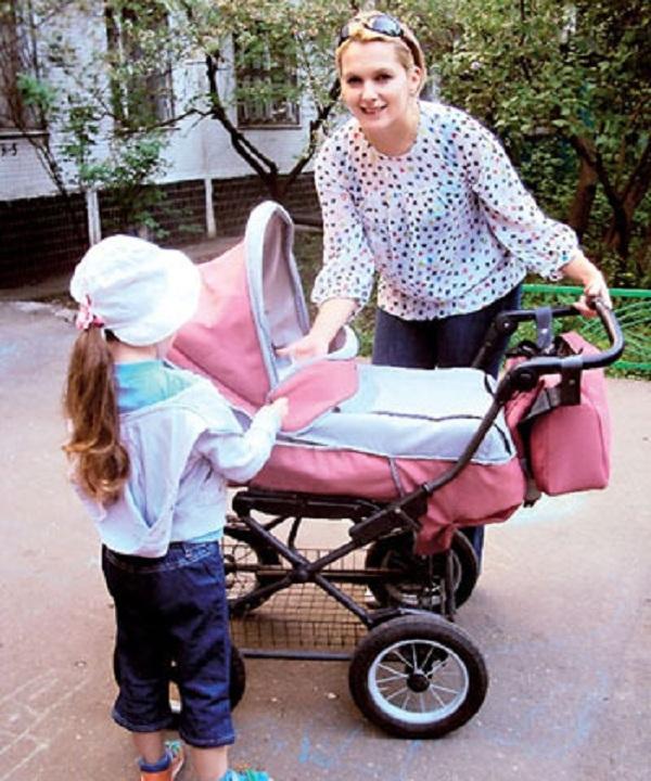 """Мария Порошина забеременела 5-м ребенком во время съемок сериала """"Челночницы"""""""
