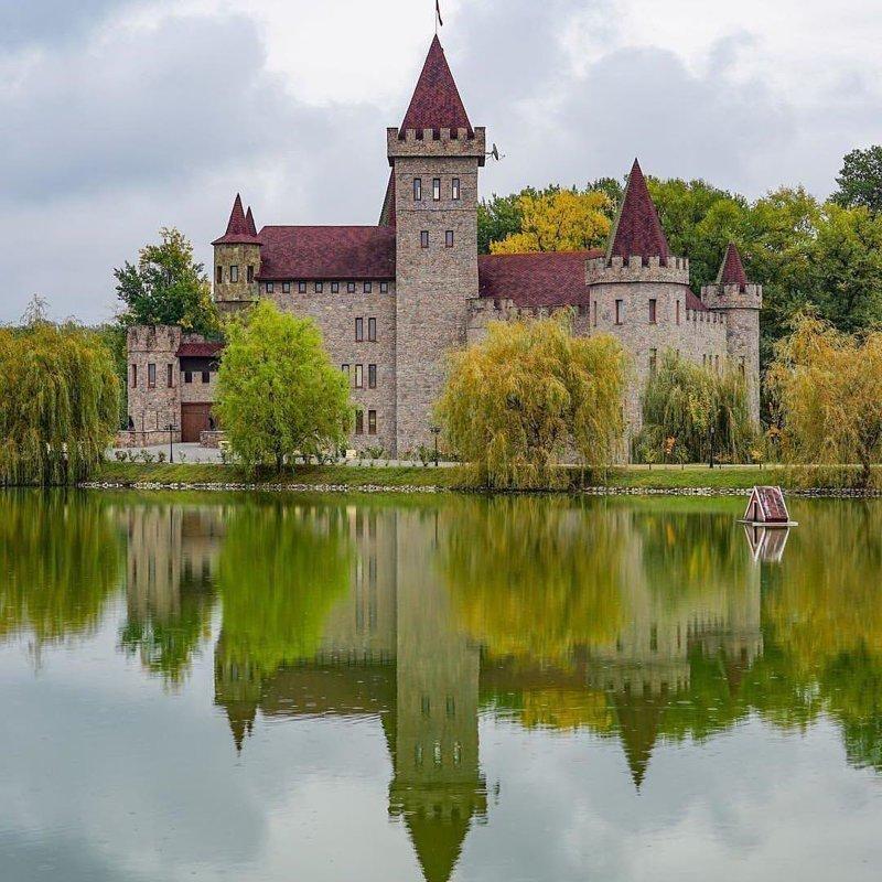 Замок Шато-Эркен в Кабардино-Балкарии - отличная альтернатива Европе