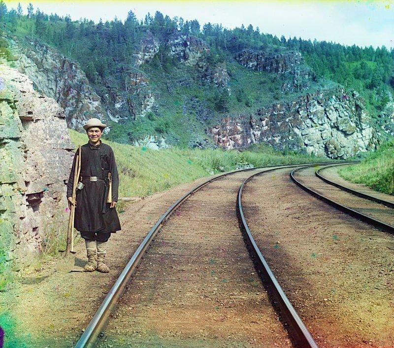Русский фотограф, сохранивший цветной образ империи