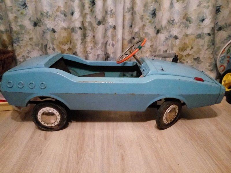 Машина будущего: Радуга М2 75