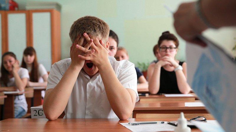 Россию накрыло школьными санкциями