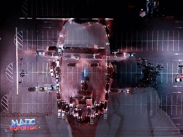 80 автомобилистов, гигантский портрет Шуфутинского и другие странности, возможные только 3 сентября