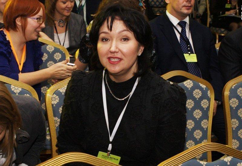 На четвертом месте – председатель совета директоров авиакомпании S7 Наталия Филева.