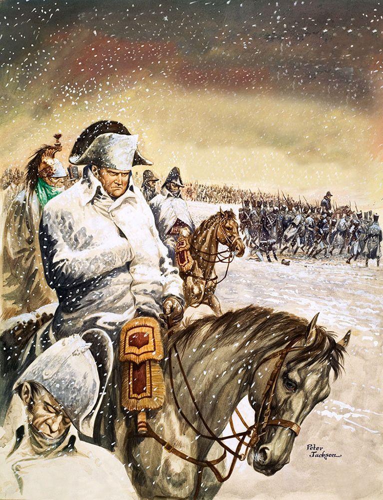 Пришел, увидел, удивился: 6 странностей, раскрытых Наполеоном в России