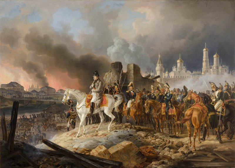 3. Толстые стены Наполеон, Россия, Франция, война 1812 года, история