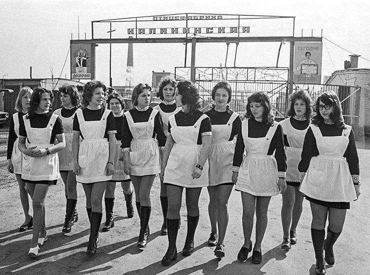 Вседозволенность 60-х