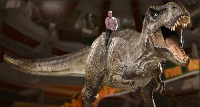 Возможно, что если в Якутии найдут хорошо сохранившегося динозавра, ученые смогут клонировать и бедную рептилию.