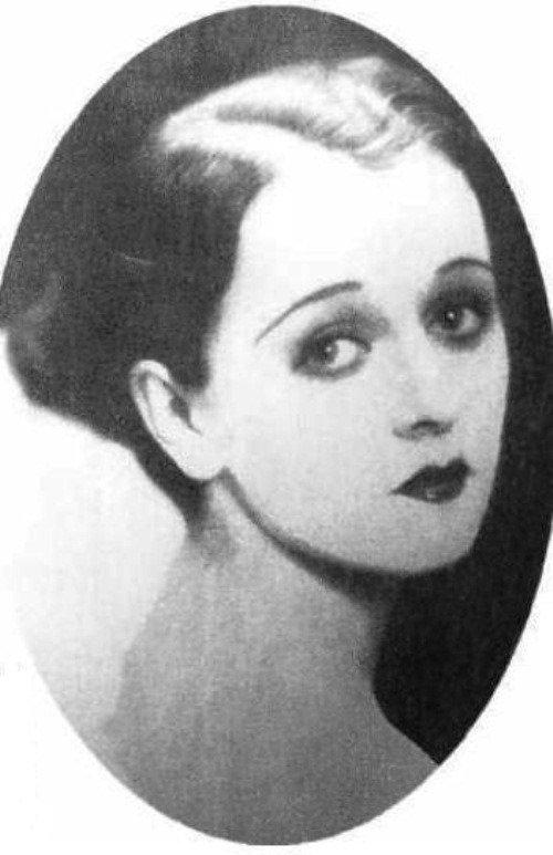 Мисс Россия 1929 года стала Валентина Остерман