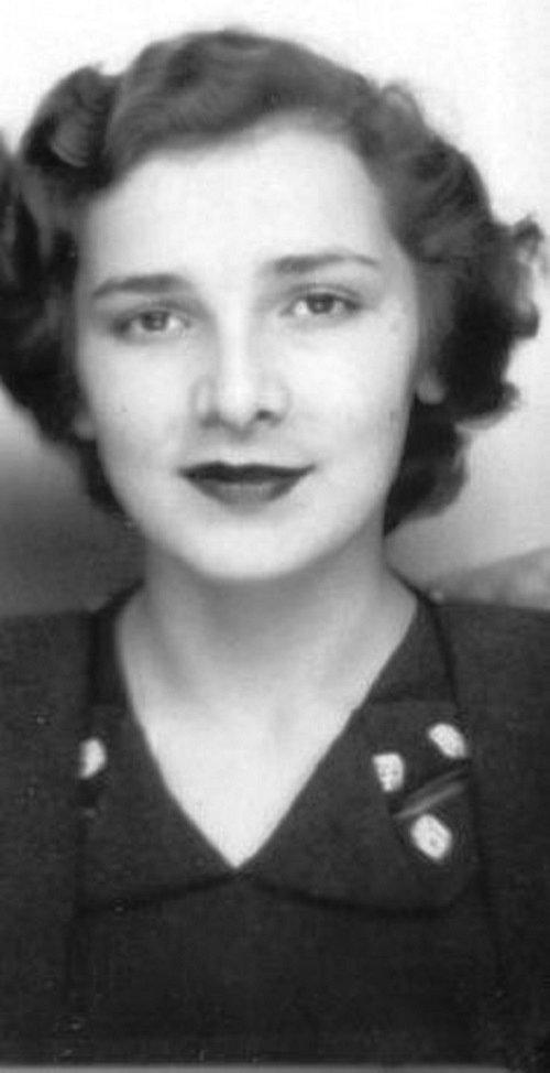 Мисс-1937 Ирина Ильина