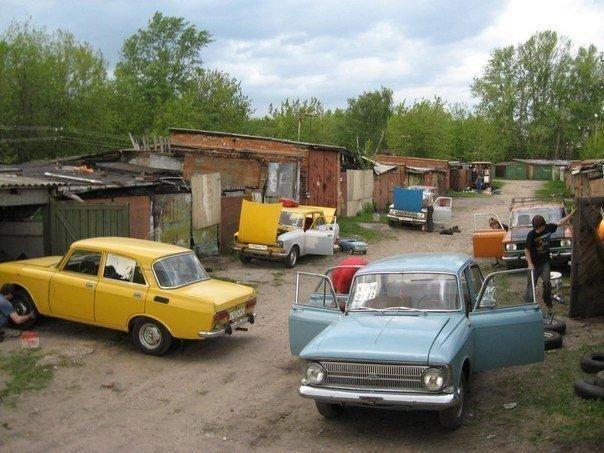Настоящий мужской клуб по-советски