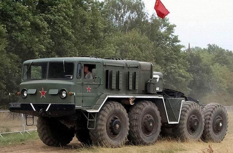 5. Универсальный МАЗ-537