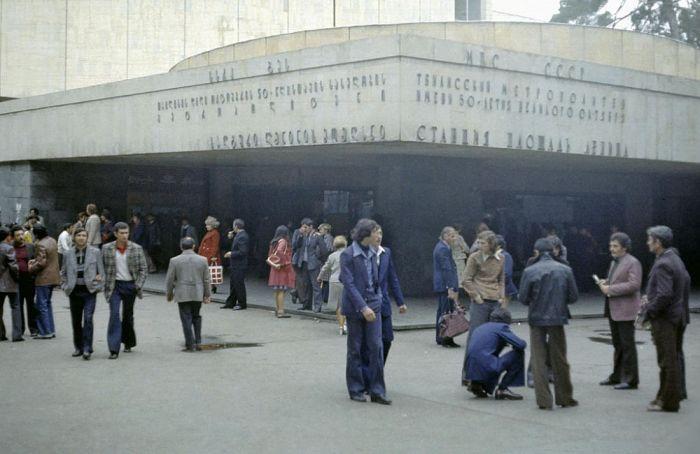 """Грузия-77: Как выглядела """"дольче вита"""" в Советском Союзе"""