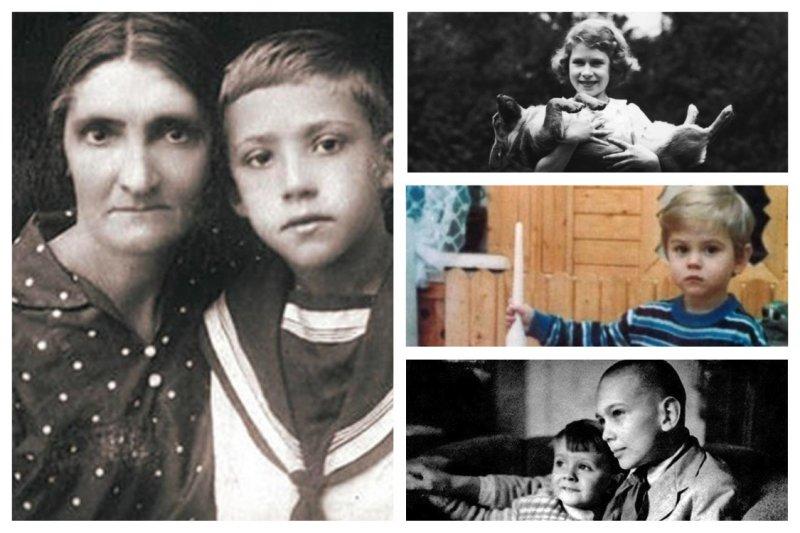 18 мальчиков и 2 девочки: угадай знаменитость по детскому фото