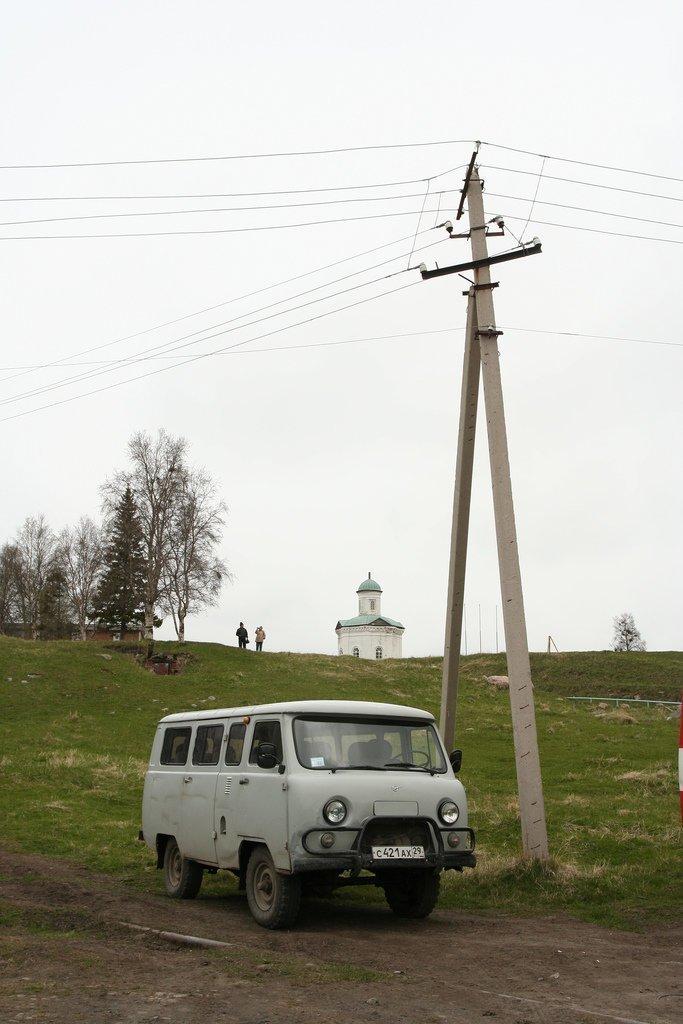 """Буханка"" на Соловках"