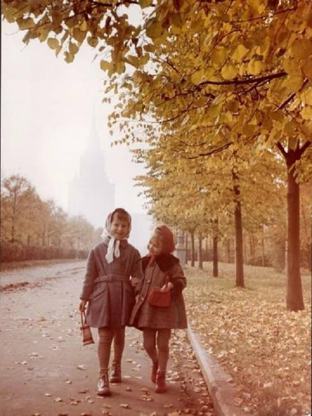 Москвички, 1960-е