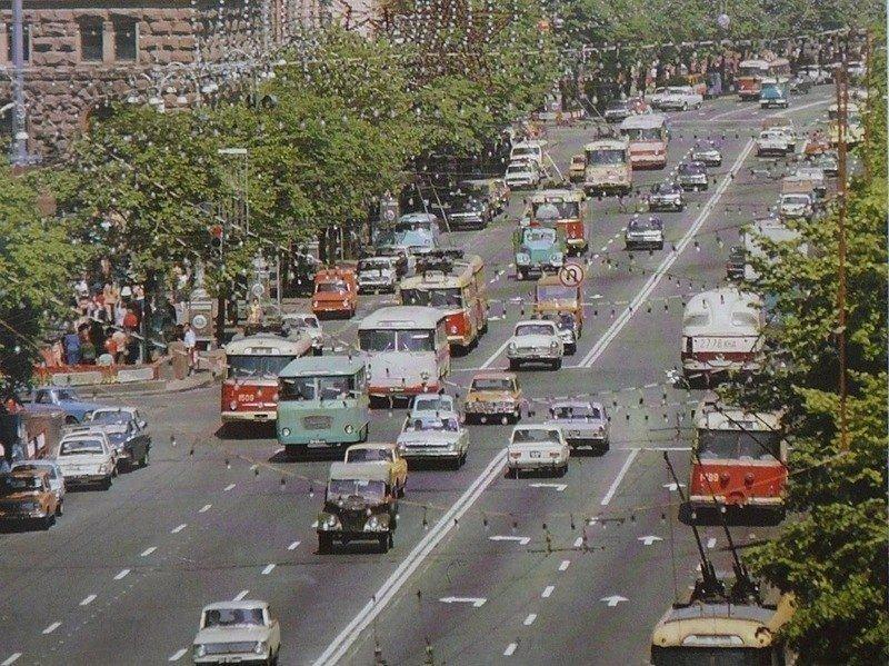 Киев, 1981 год