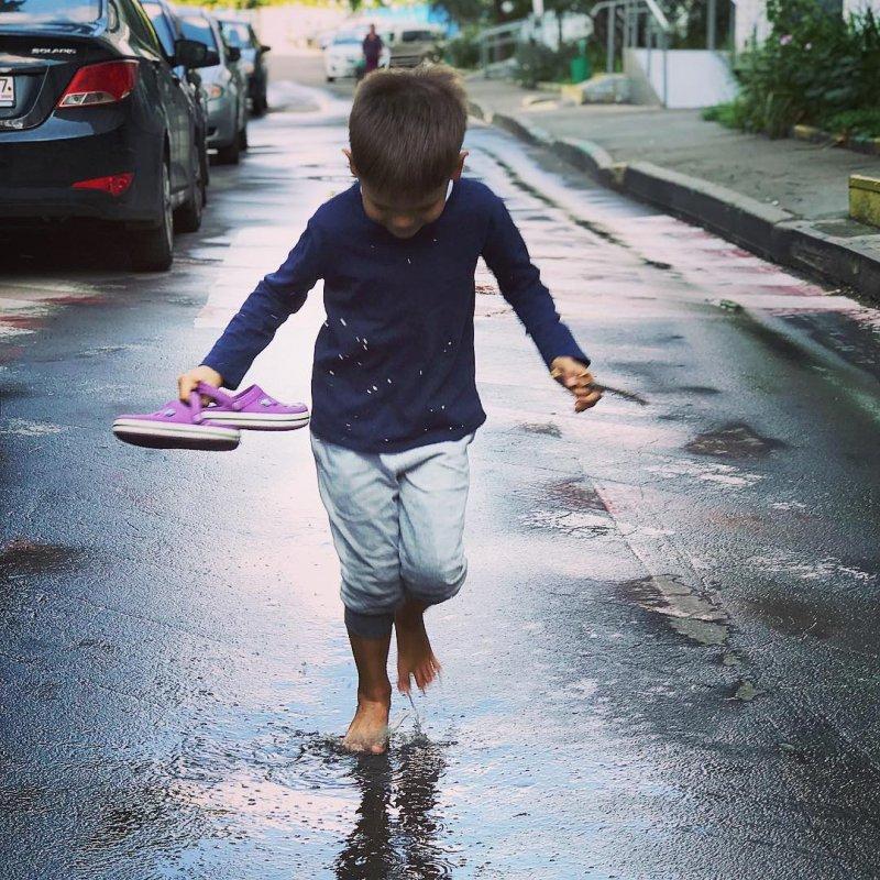 Дождь, который я люблю