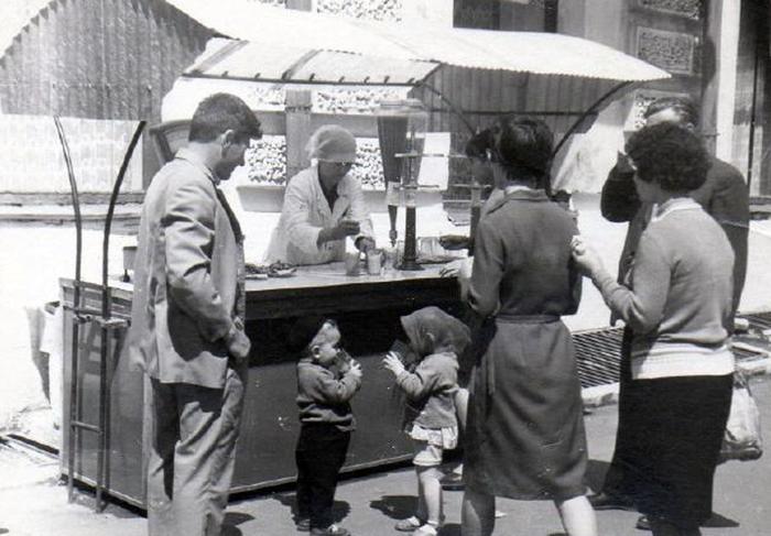 Ностальгия по уличной торговле из детства