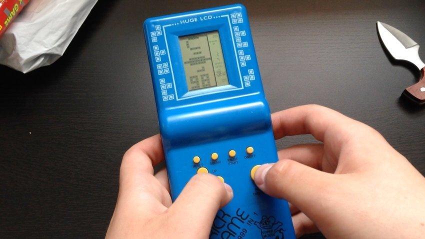 Компьютерные игры тоже были