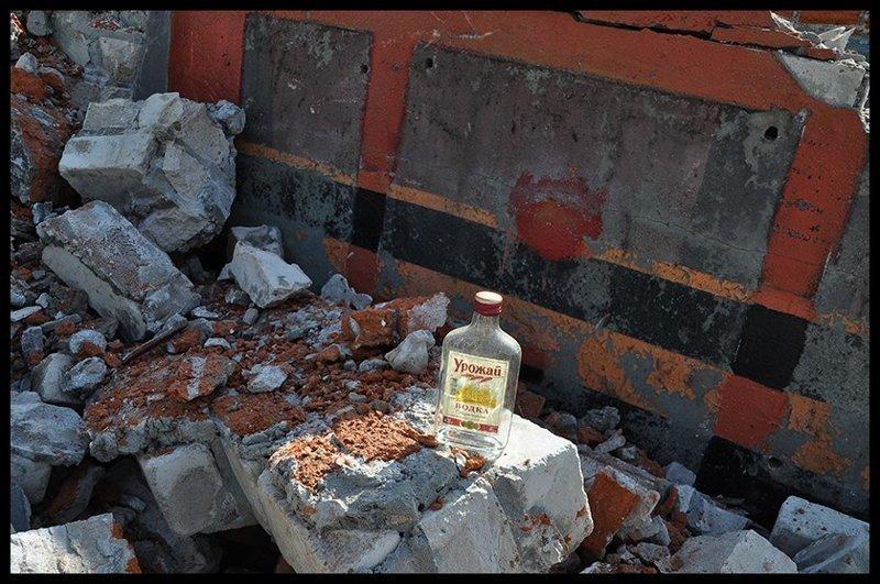 То, что увидел утром, 12 сентября, житель Воронежа Сергей Губанов ВОВ, Великая отечественная война, вандализм, воронеж, памятник