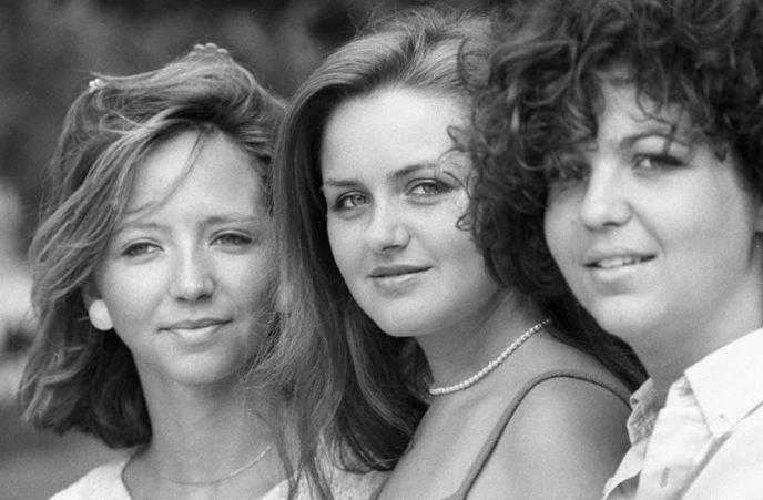 Советские жены: без анорексии, ботокса и силикона женщины, красота, ссср, фото