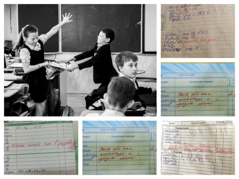 Мама, это химия: 15 отборных замечаний в школьных дневниках