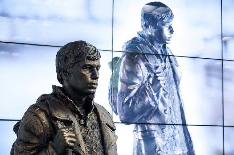 Презентация макета монумента прошла в Москве год назад