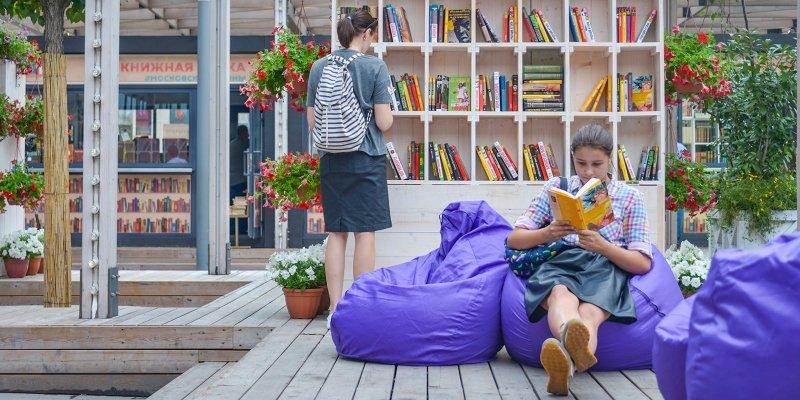 Россия любит читать: 155 тысяч человек пришли на фестиваль «Букинист» в Москве