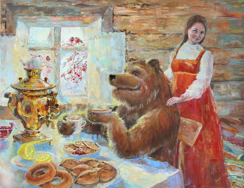 "Как на Руси разоблачили ""культ медведя"""