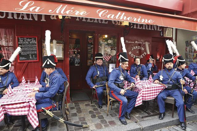 Не многие знают, что благодаря русскому походу во Францию появилось новое суеверие.
