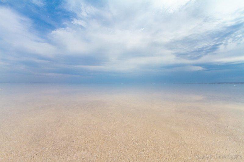 А вот Озеро Эльтон в Волгоградской области, уникальное и неповторимое