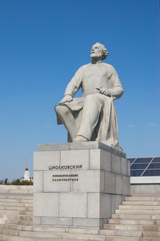 Выживший: 8 шокирующих фактов об идеологе космоса Циолковском