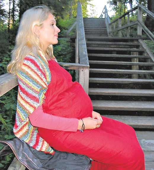 Мария Порошина, 44 года