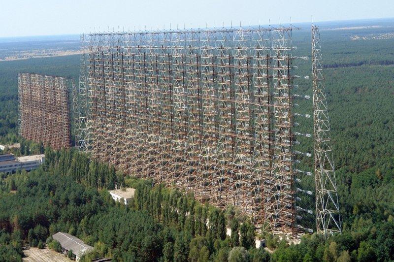 """Станция """"Чернобыль-2"""""""