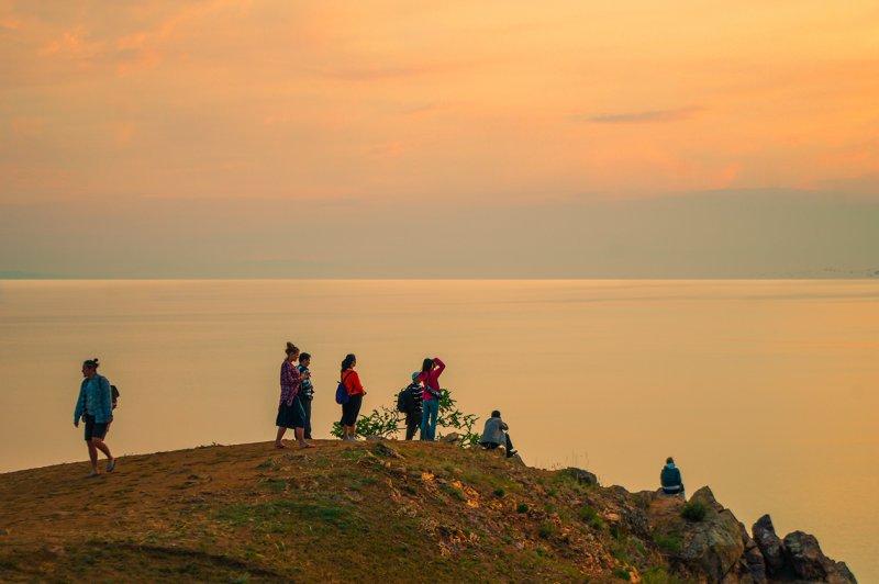 Из российских городов индонезийке больше всего понравился Петербург, из мест – остров Ольхон на Байкале