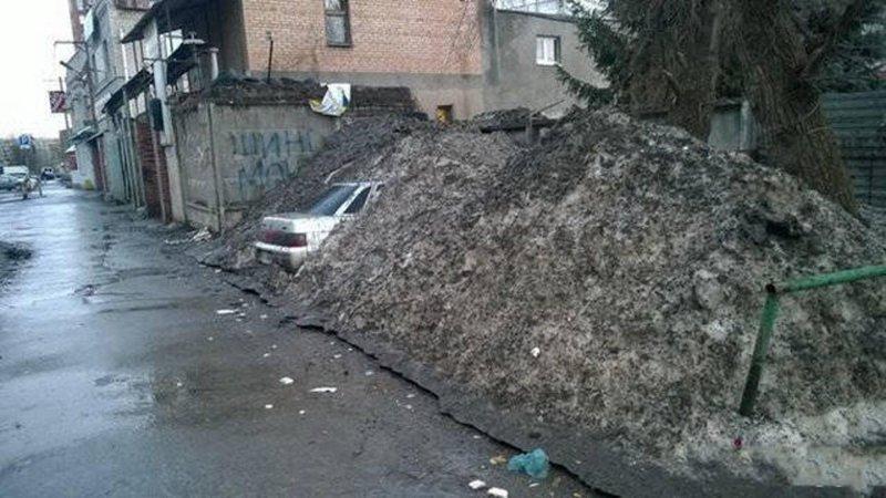 Я поверил в наше ГИБДД только после того, как они нашли мою машину... По весне это было...