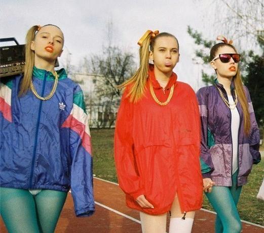 8. Спортивные костюмы