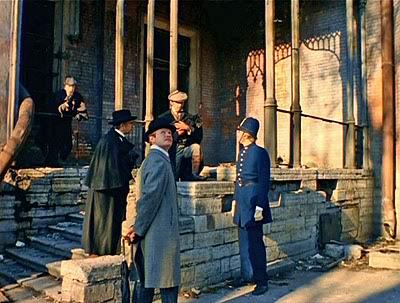 Всесоюзный обман: где на самом деле снят фильм о Шерлоке Холмсе