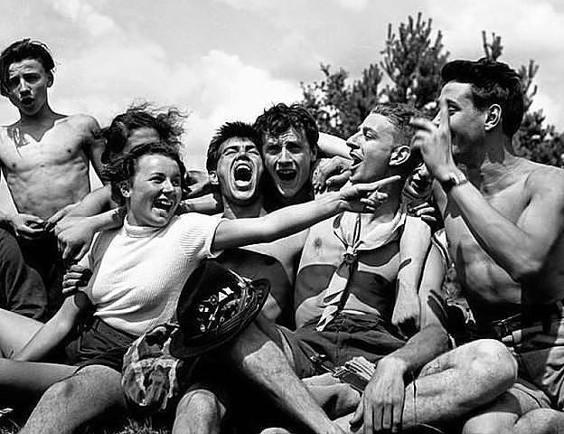 10 причин для безудержного веселья советской молодежи