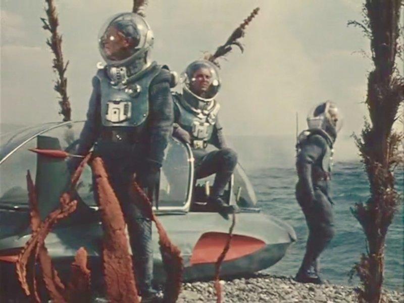 """Невероятная фантастика """"Планета бурь"""" (1961)"""